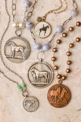 Equestrian jewelry. #stylemyride @SMRequestrian Style My Ride www.stylemyride.net