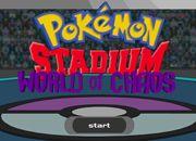 Pokemon Stadium World Of Chaos   juegos de Pokemon - jugar online