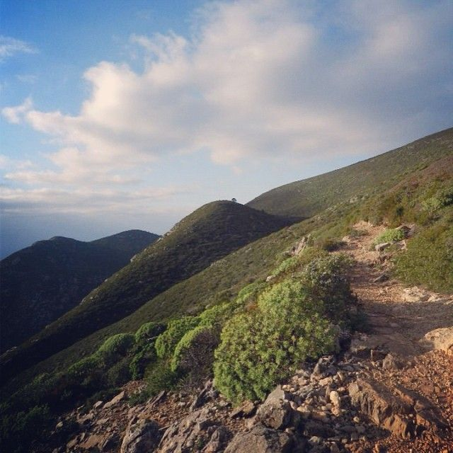 I sentieri di Marettimo, l'isola del trekking