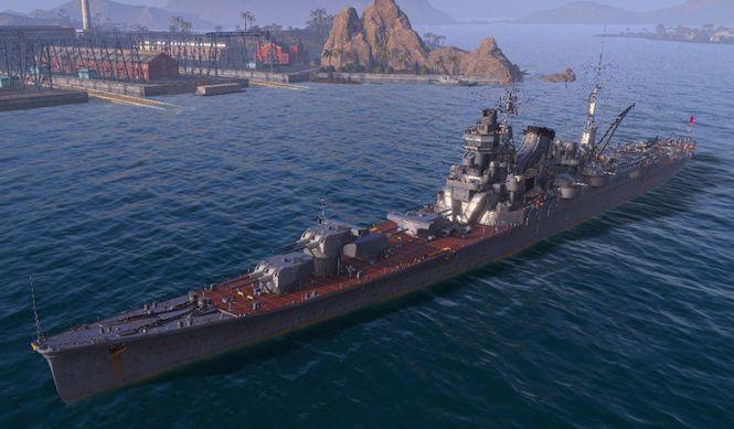 Tone : Japanese Cruiser VIII : World of Warships