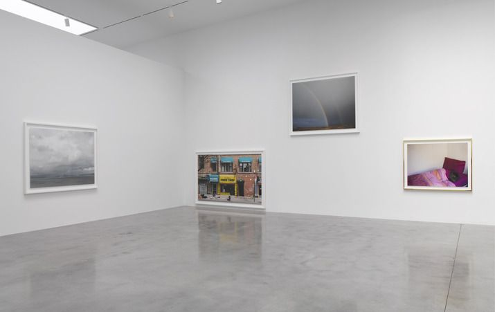 "Pace Gallery - ""Does Yellow Run Forever?"" - Paul Graham"