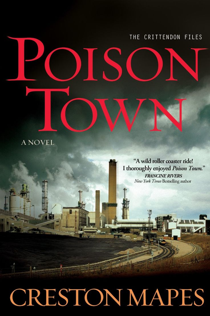 Poison Town (The Crittendon Files) by Creston Mapes. Creston Mapes is the author of the #1 Amazon bestselling Christian fiction mystery, Nobody, along with the bestselling Christian fiction thrillers Fear Has a Name, Dark Star and Full Tilt. Ideal for fans of Ted Dekker, Frank Peretti, Jerry Jenkins and Joel Rosenberg.