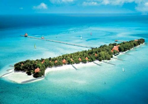 Gasfinolhu Island Resort Maldives | Distance from Airport: 23km | Number of rooms: 40