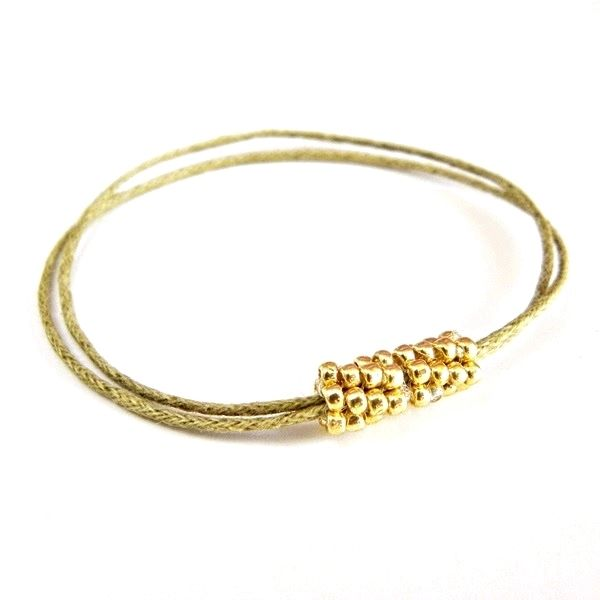 simple and minimalistic bracelet - jewelry