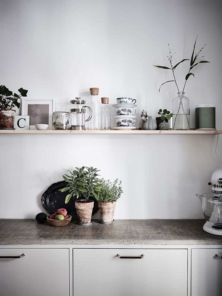Küchen Deko Ideen | #connox #beunique via Coco Lapine Design blog