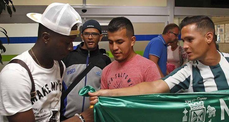 El futbolista lleva en A Coruña desde el pasado domingo, cuando aterrizó en Alvedro quintana