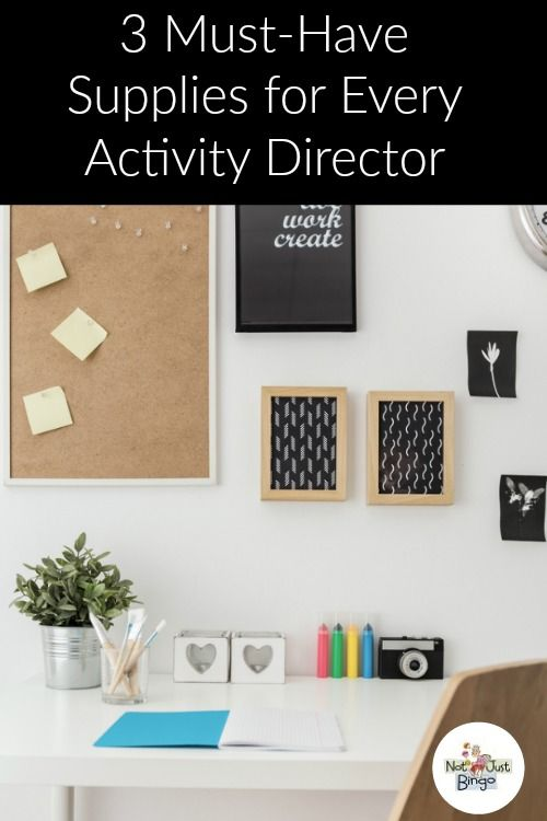 Best Activity Director Ideas From NotjustbingoCom Images On