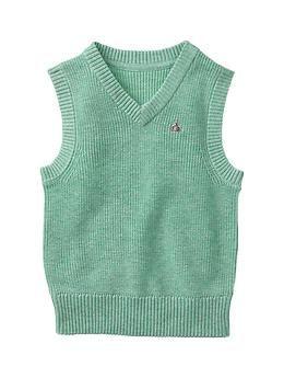 Sweater vest | Gap- Tyler