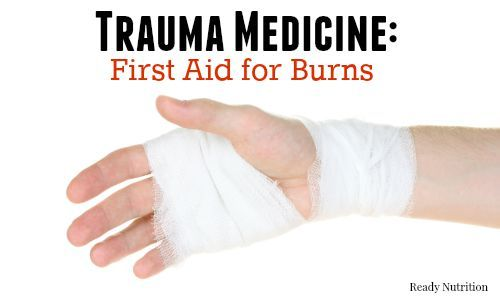 Burns could be a prevalent injury during emergencies and knowing how to properly care of them to prevent further damage or infection is paramount.
