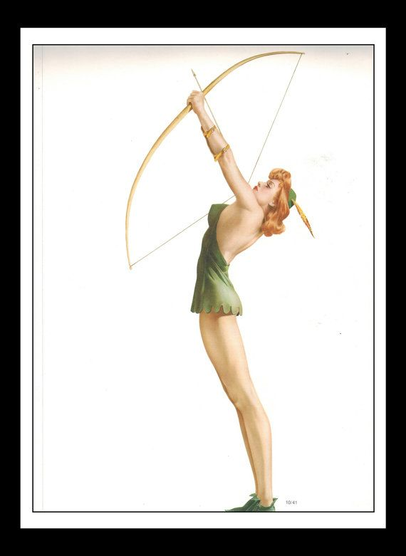 Vintage Original Pin Up Print Illustration by Alberto Vargas Approx. Size : 9 x 12 Source : Bound Collection 1987 Print on Original Card Stock First image is to give an idea of the look when framed. Second image is an actual scan of the page print. *Highly collectible and out of