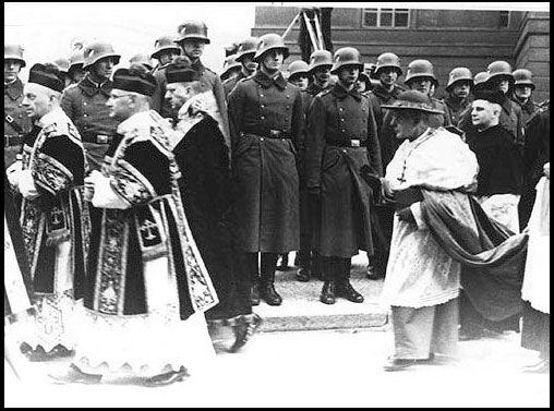 Cardinal Bertram and Nazis
