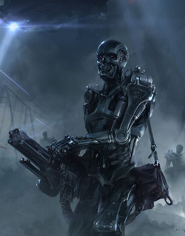 Terminator Trailer Terminates Timeline by techgnotic on DeviantArt