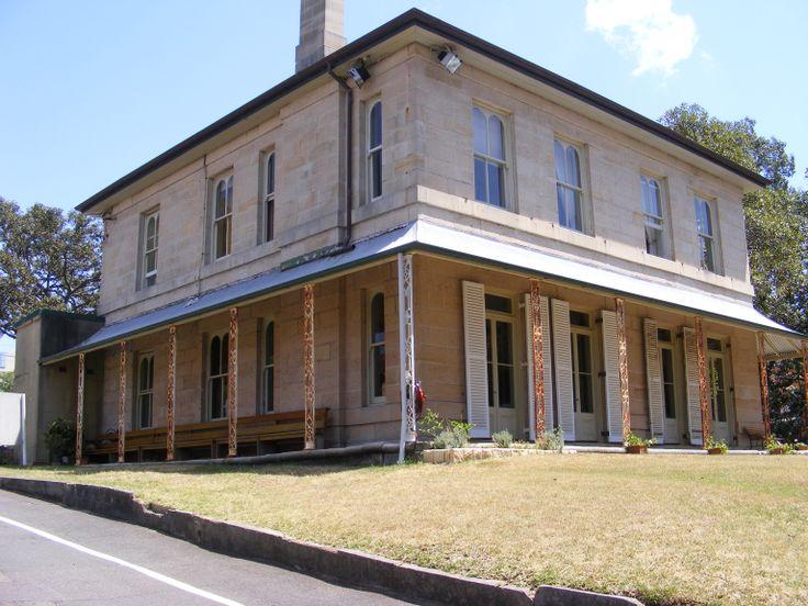 """Ventnor"", Randwick, New South Wales, Australia. Photo taken by L.Knowles 9 November 2013."
