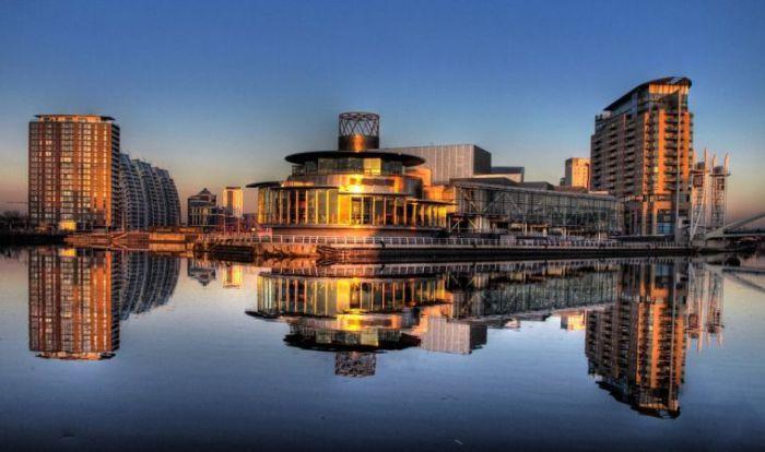 Manchester muito mais do que futebol - Bilhete de Viagem