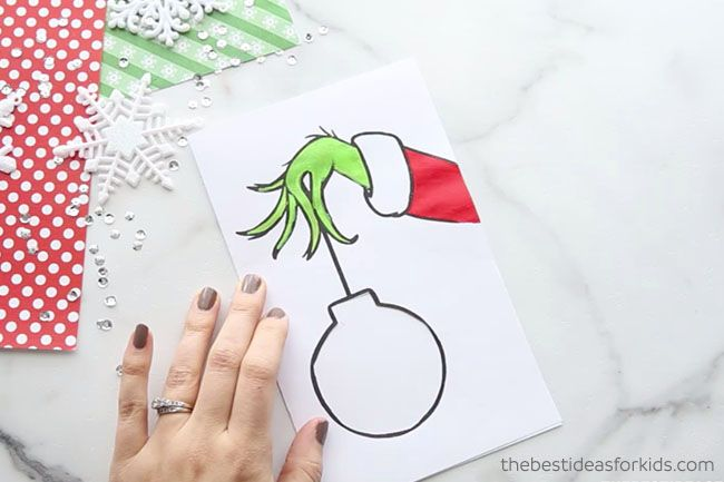 Grinch Card The Best Ideas For Kids Christmas Cards Drawing Unique Christmas Cards Happy Birthday Cards Handmade