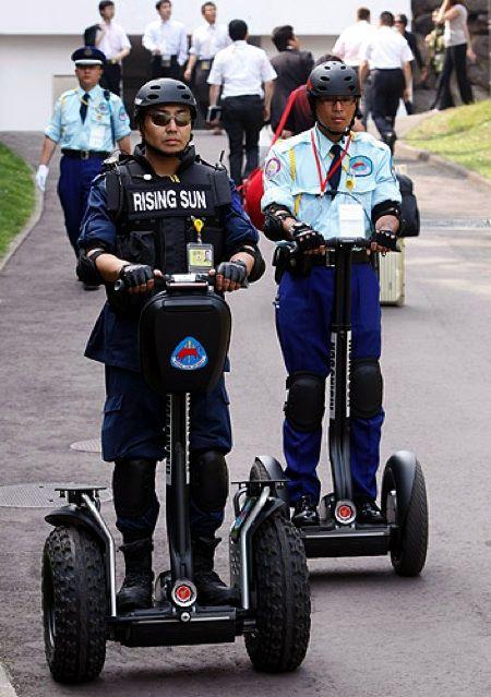 Street Use: Bikes/Trikes