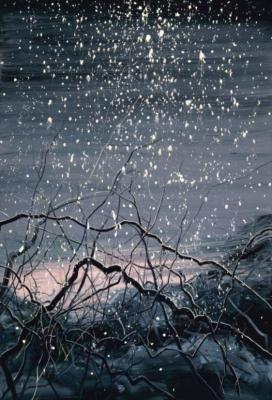 ZENG FANZHI http://www.widewalls.ch/artist/zeng-fanzhi/ #contemporary #art #expressionism