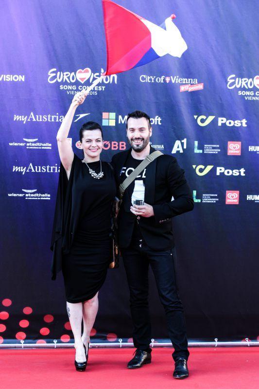 Václav Noid Bárta Marta Jandová Eurovision 2015 Czech Republic Hope Never Dies