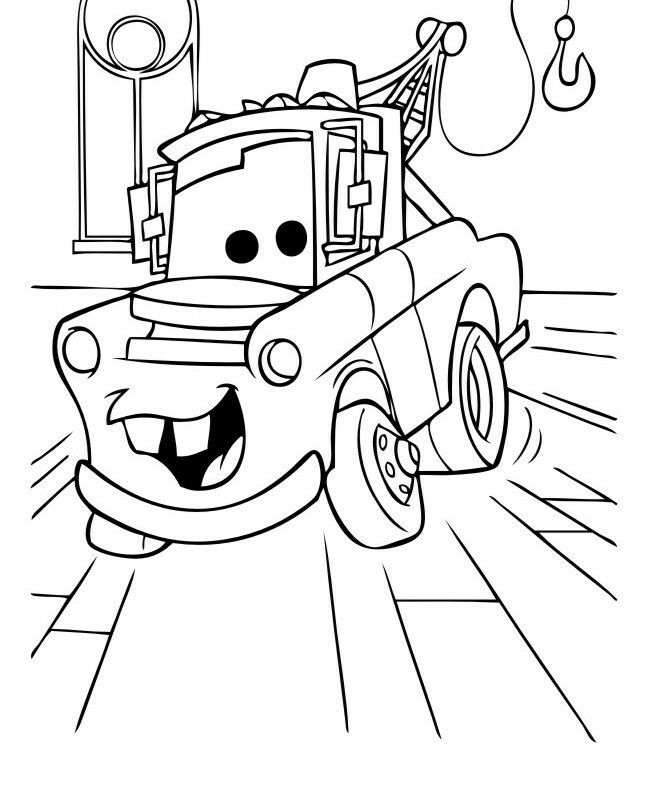 Cars Coloring Pages Your Kids Will Love These Easy To Print