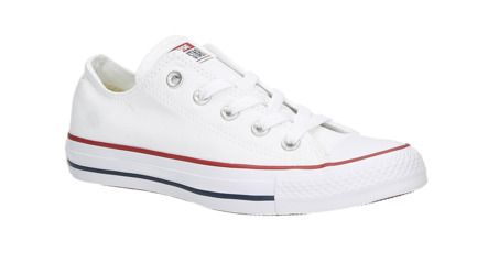 Converse CHUCK TAYLOR ALL STAR OX witte lage sneakers