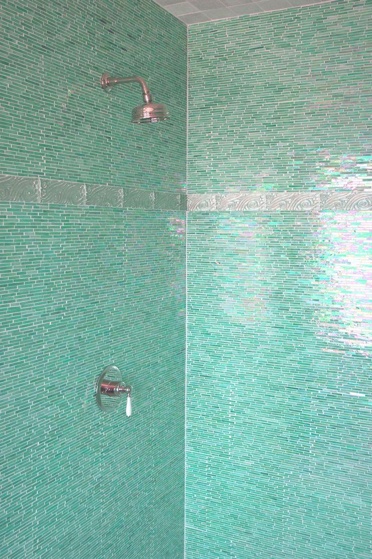 47 best Master bath shower tile images on Pinterest | Bathroom ...