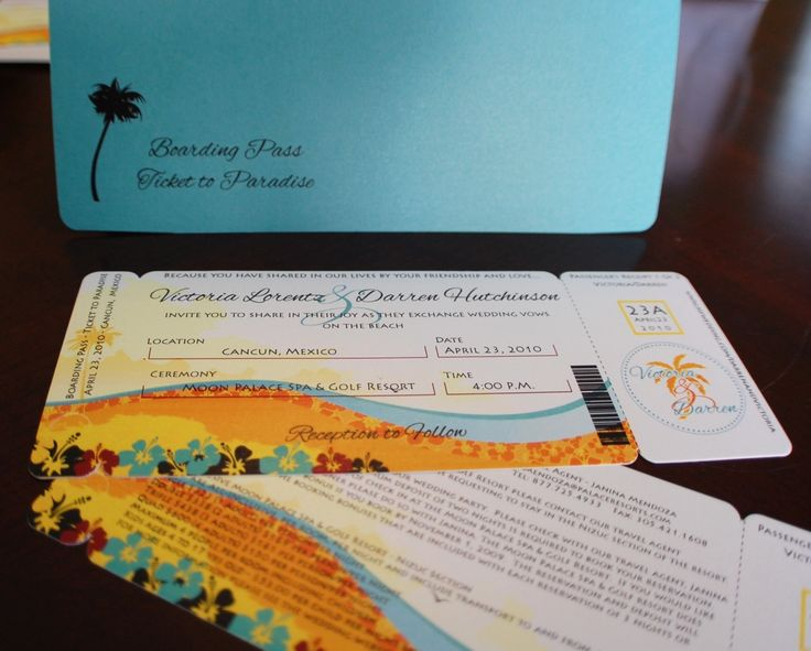 45 best Amberu0027s Wedding Pinterest Page images on Pinterest - fake ticket maker