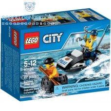 LEGO CITY MOTO DA ACQUA POLIZIA 60126
