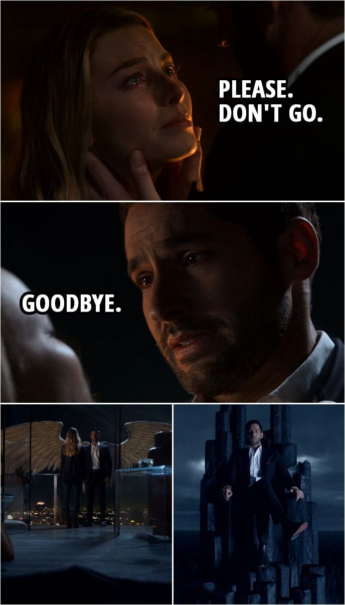 It Was You Chloe It Always Has Been Scattered Quotes Lucifer Quote Lucifer Lucifer Morningstar