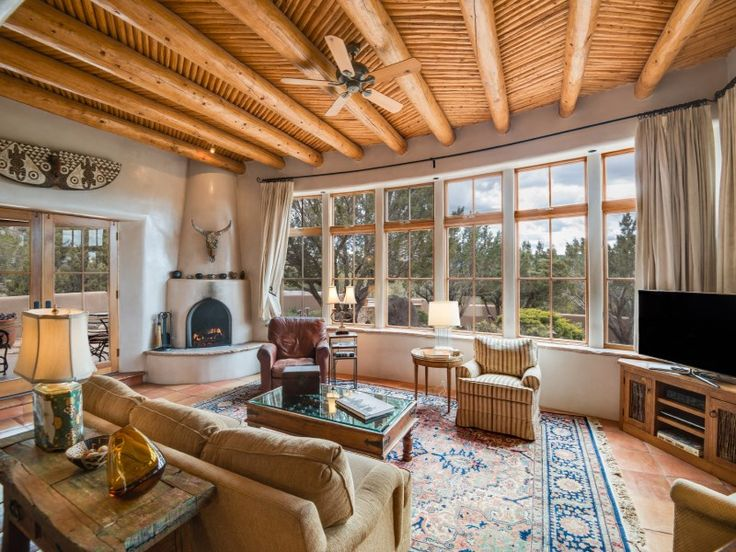 17 best images about pueblo southwest style on pinterest for New mexico home designs