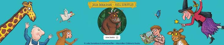 Julia Donaldson & Axel Scheffler Collection. Great deals and offers on books online at Book Depository