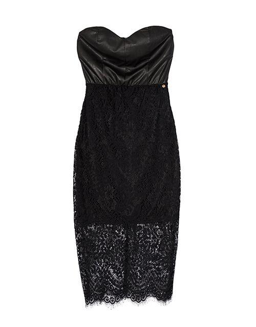 The Midi lace dress