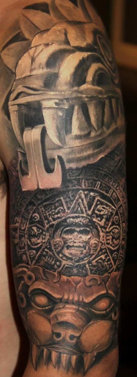 17 best images about savioso on pinterest 96 impala ss for Aztec hand tattoo