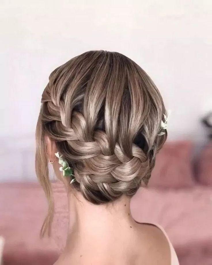 Feb 11, 2020 - ✔80 trendy wedding hairstyles ideas 26
