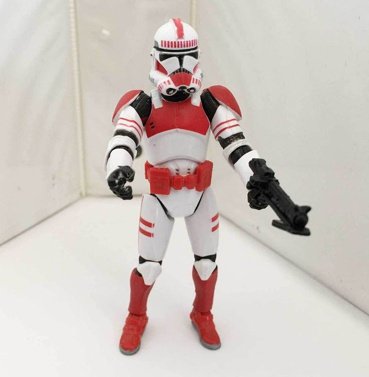 SHOCK TROOPER • C8 • STAR WARS VINTAGE COLLECTION VC110 #Hasbro