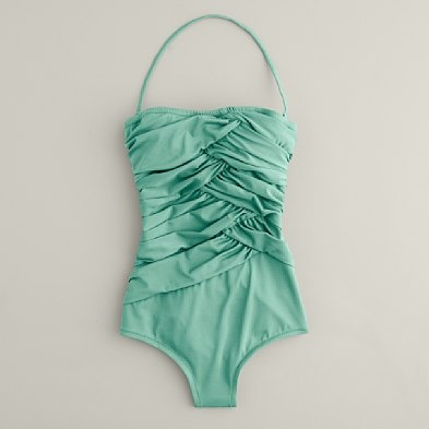 Love this!: Mint Green, Cute Swimsuits, Headband, J Crew, Color, One Pieces Swimsuits, Bath Suits, Jcrew, Bath Beautiful