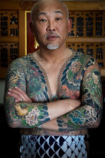 Horikazu - Big in Japan-Tattoo - Wall Street International