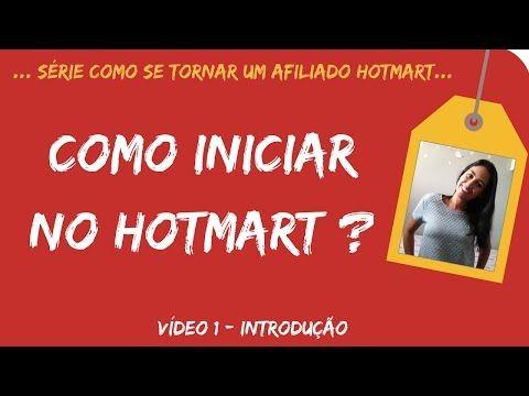 Como Iniciar no Hotmart #1 - Veja como fazer seu cadastro no hotmart e como ganhar dinheiro online.