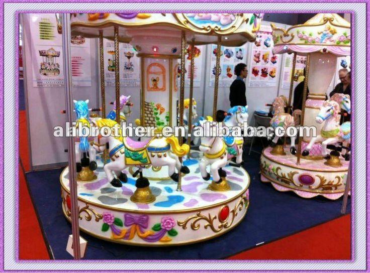 le attrazioni 2012 usato giostre parco giochi per bambini carosello per la vendita - italian.alibaba.com
