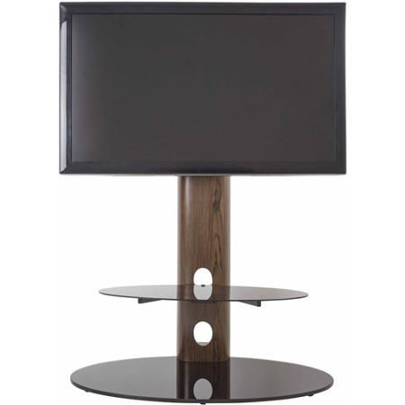 AVF Sandringham Walnut TV Stand with Mount for TVs 32-50""