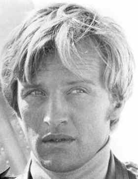 A young Rutger Hauer. He is the inspiration for Anne Rice's Lestat. Gorgeous!