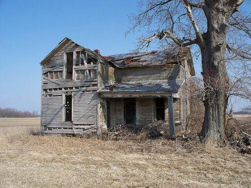 abandoned schools cleveland ohio   wyandot county # ohio # abandoned # house