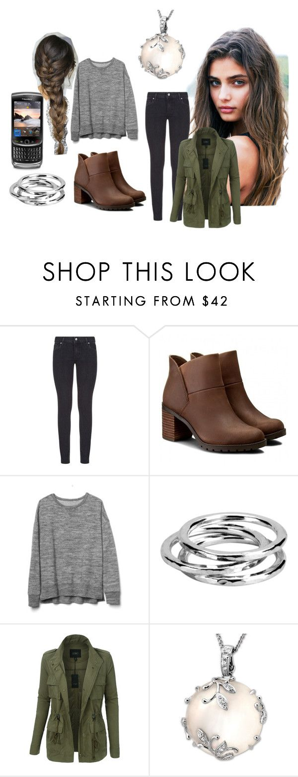 """Vanessa Young #3"" by sophie-l-marshall ❤ liked on Polyvore featuring Paige Denim, Clarks, CO, Gap, Adina Reyter, LE3NO and Mother of Pearl"