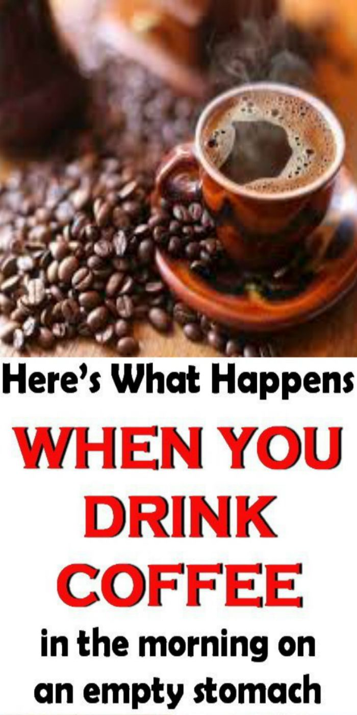 Here S What Happens When You Drink Coffee On An Empty Stomach Healthy Diet Lifestyle Healthy Diet Tips Stomach