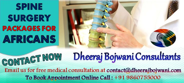 Before we talk about the spine surgery India cost benefits, we need to get an overview of this surgery. Well, back pain is regarded as one of the common types of health issues, which have been prevalent everywhere.