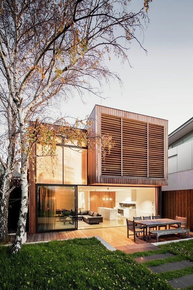 Globe Trotting: Renovation Adds Lovely Modern Addition to Victorian Townhouse