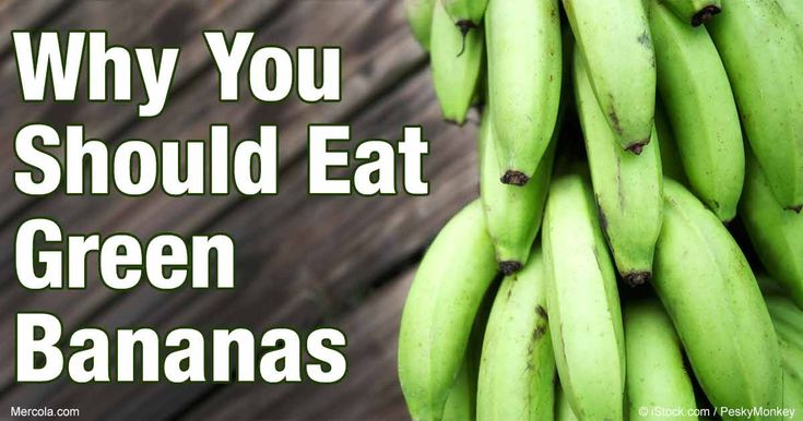 Green (unripened) banana, papaya and mango contain higher amounts of digestive-resistant starch than ripe ones, which is important for optimal gut health. http://articles.mercola.com/sites/articles/archive/2016/07/04/unripe-banana-papaya-mango-benefits.aspx