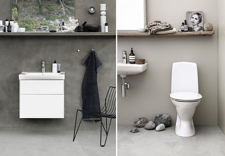 Bliv inspireret til indretning med bløde former, naturlige farver og smuk opbevaring i gennemført skandinavisk stil.