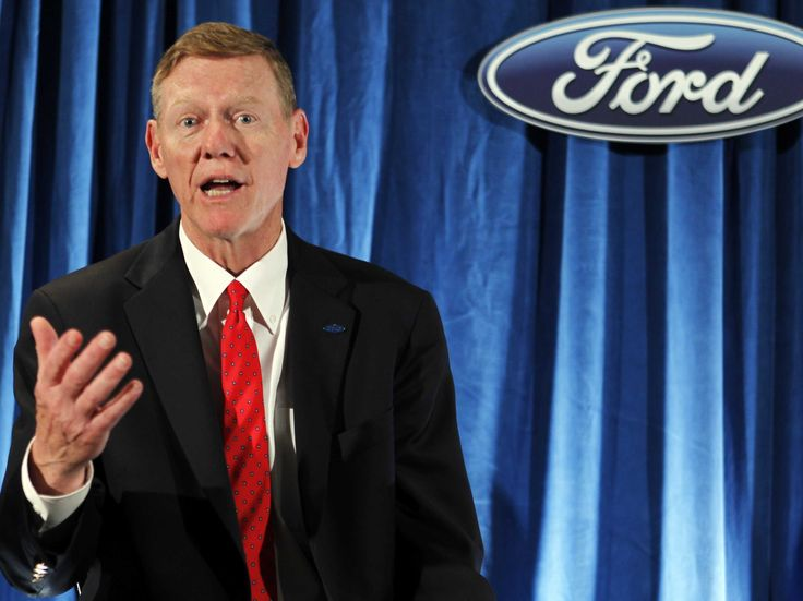 """The story of impressive leadership skills and some unique elements of management style that helped change Ford's culture - """"Alan Mulally Explains How He Turned Around Ford"""" by Max Nisen via Business Insider"""