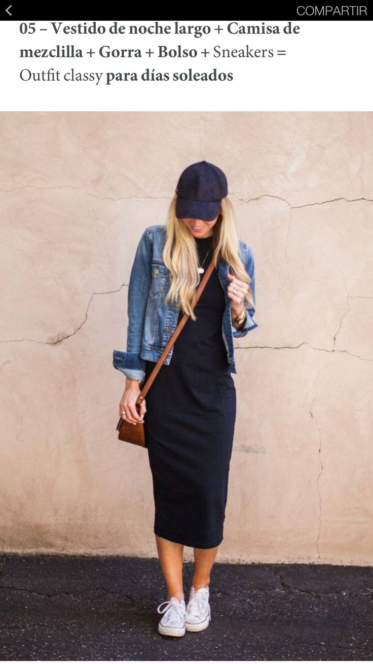 Love this casual midi dress