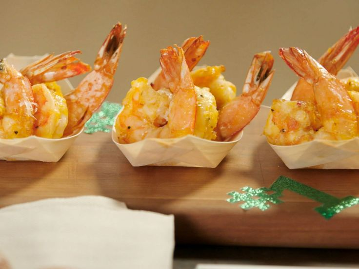 Spicy Calabrian Shrimp recipe from Giada De Laurentiis via Food Network